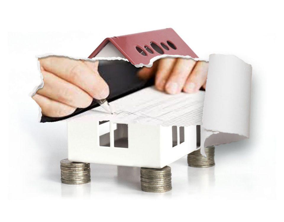 Como eliminar al excónyuge de la hipoteca